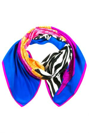 Платок Vita Pelle. Цвет: синий, фиолетовый