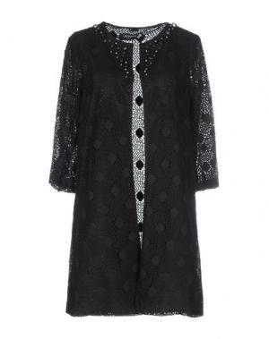 Куртка CRISTINAEFFE COLLECTION. Цвет: черный