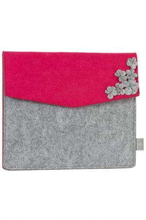 Чехол для Ipad/Tablet PC Burgmeister. Цвет: розовый