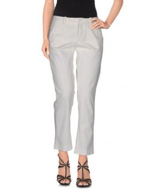 Джинсовые брюки TRUE NYC.. Цвет: белый