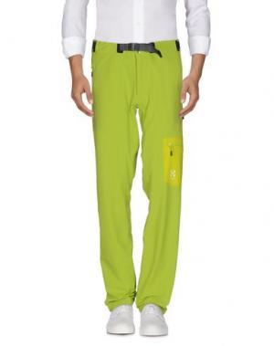 Повседневные брюки HAGLÖFS. Цвет: зеленый