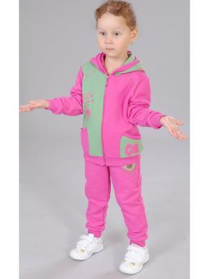 Комплект одежды Милашка Сьюзи. Цвет: розовый