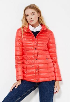 Куртка утепленная Wega. Цвет: красный