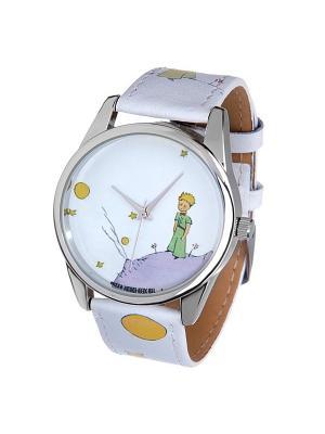 Часы Mitya Veselkov. Цвет: белый, зеленый