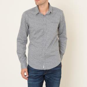 Рубашка ORLANDO HARRIS WILSON. Цвет: серый