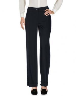 Повседневные брюки WINDSOR.. Цвет: черный