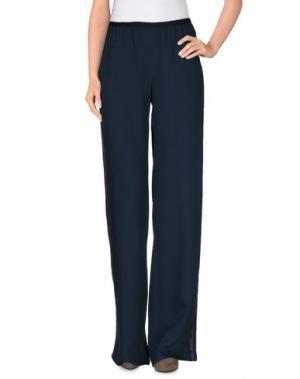 Повседневные брюки CALLENS. Цвет: темно-синий
