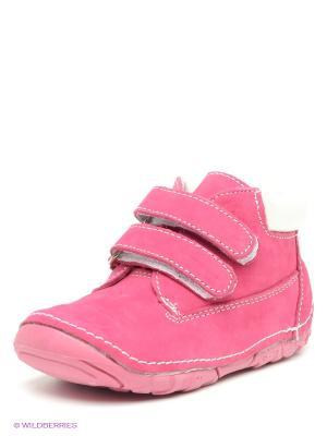 Ботинки Noto Kids. Цвет: фуксия