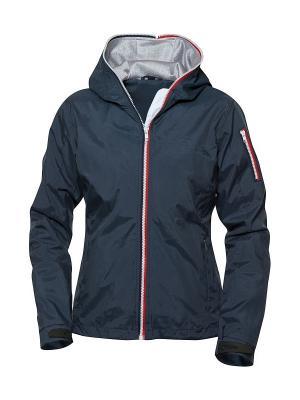 Куртка Сибрук женская Clique. Цвет: темно-синий