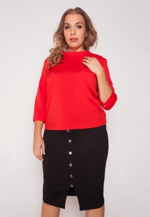 Блуза Eliseeva Olesya. Цвет: красный
