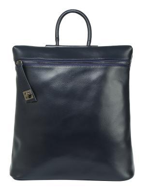 Рюкзак Dr. Koffer. Цвет: синий