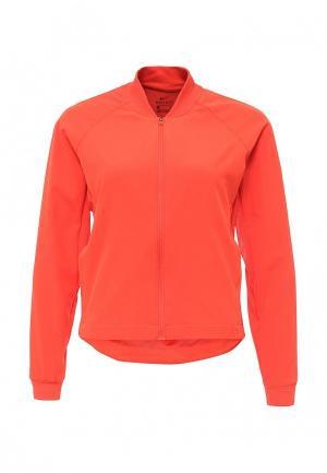 Олимпийка Nike. Цвет: оранжевый