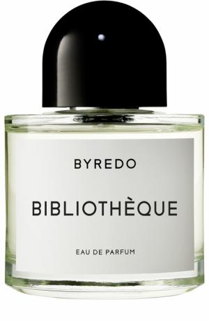 Парфюмерная вода Bibliotheque Byredo. Цвет: бесцветный