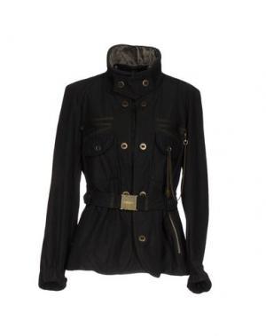 Куртка HIGH. Цвет: темно-зеленый