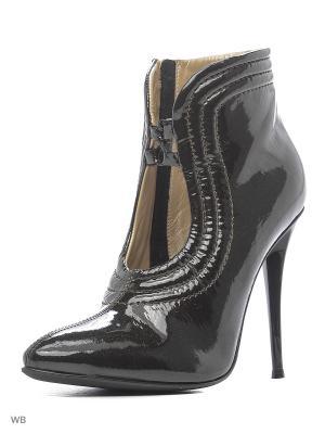 Ботинки Enzo Logana. Цвет: зеленый, хаки