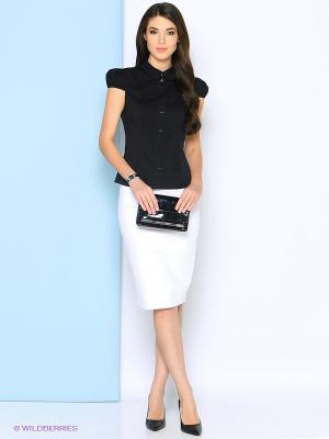 Блузка Stets. Цвет: черный