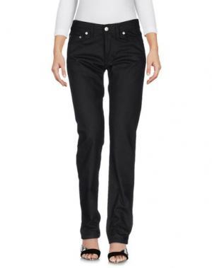 Джинсовые брюки FILIPPA K. Цвет: черный