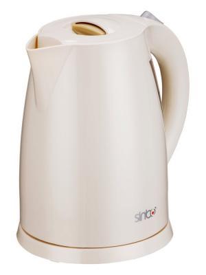 Чайник Sinbo SK 7314 1.7л. 2000Вт слоновая кость (пластик). Цвет: бежевый