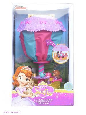 Игровой набор Чаепитие на воздушном шаре SOFIA THE FIRST. Цвет: розовый