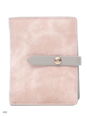 Кошельки Pur. Цвет: розовый