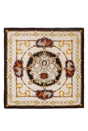 Шелковый платок 183371 Moltini. Цвет: разноцветный