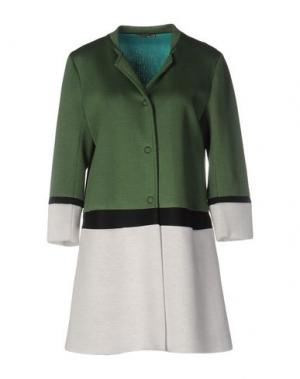 Легкое пальто DIXIE. Цвет: зеленый