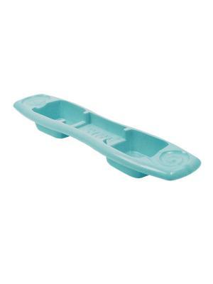 Полка на ванну BranQ. Цвет: бирюзовый