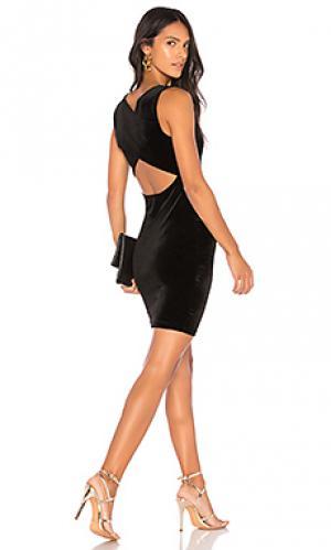 Мини платье jada LA Made. Цвет: черный