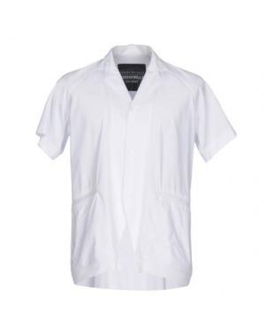 Pубашка #BEENTRILL#. Цвет: белый