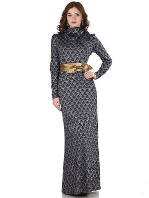 Платья OLIVEGREY. Цвет: черный, серый, серебристый