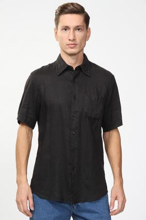 Рубашка Fiume. Цвет: черный