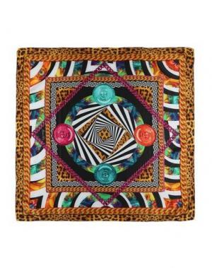 Платок MARINA D'ESTE. Цвет: оранжевый