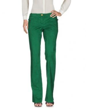Повседневные брюки WEBER. Цвет: зеленый