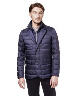 Куртка  JK-0188 LNAVY HENDERSON. Цвет: светло-синий
