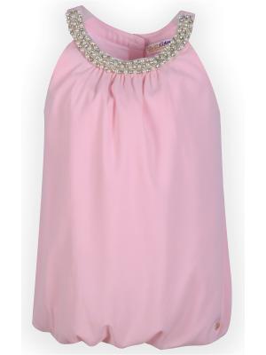 Блузка De Salitto. Цвет: розовый