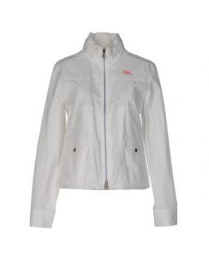 Куртка POLO JEANS COMPANY. Цвет: белый