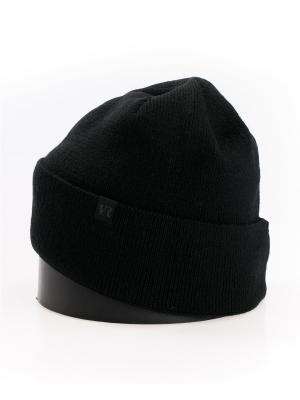 Шапка Vittorio Richi. Цвет: черный