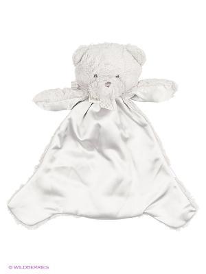 Игрушка мягкая (Grayson Bear Huggybuddy, 43 см). Gund. Цвет: серый
