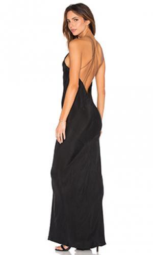 Платье naiad TITANIA INGLIS. Цвет: черный