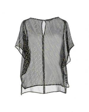 Блузка LALA BERLIN. Цвет: черный