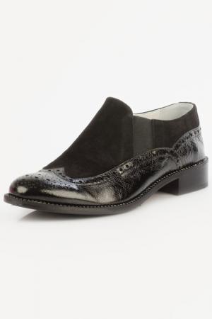 Ботинки Bouton. Цвет: черный