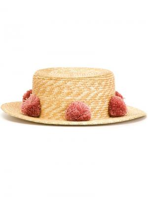Шляпа Venus  for 711 Eshvi. Цвет: телесный