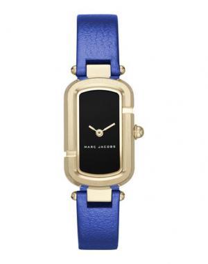 Наручные часы MARC JACOBS. Цвет: синий