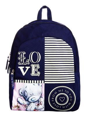Рюкзак Me to you. Цвет: синий