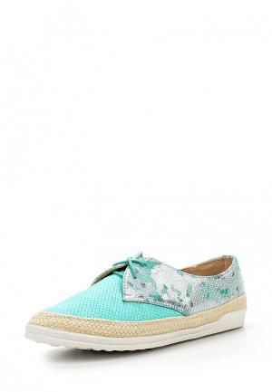 Ботинки Springway. Цвет: разноцветный