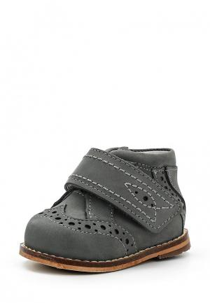 Ботинки Totta. Цвет: серый