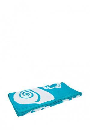 Полотенце La Pastel. Цвет: голубой