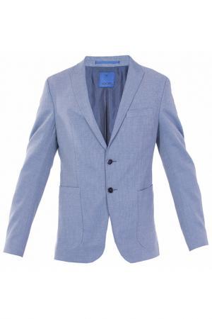 Пиджак Joop. Цвет: голубой