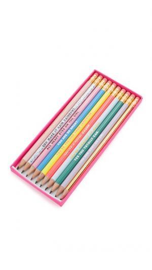Набор карандашей Compliment ban.do