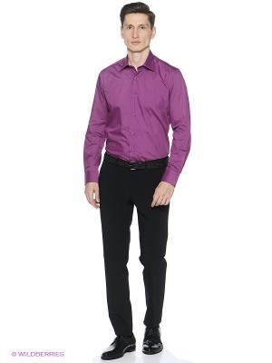 Рубашка Barkland. Цвет: бордовый